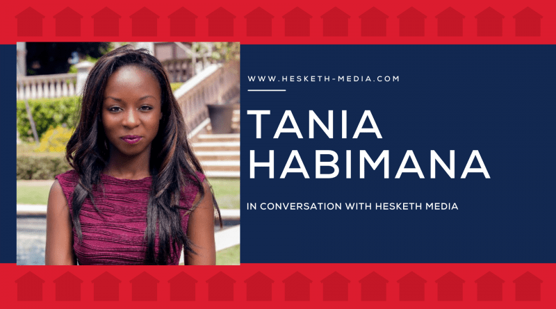 In Conversation with Tania Habimana